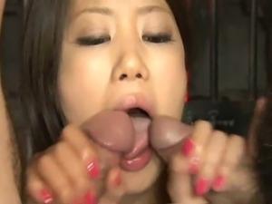 JAPorn Miku Shaved Japanese girl Group Sex