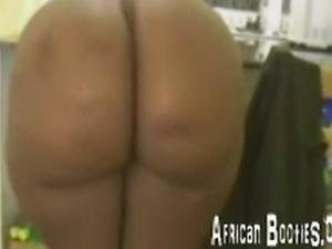 Big African Booties