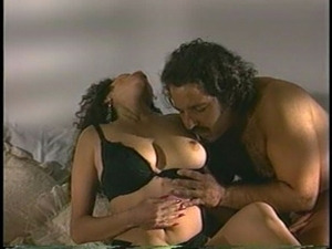 Ron Jeremy fucking buxom chick
