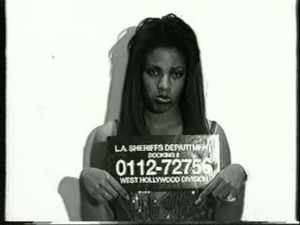 What happens in prison to Divine Brown?