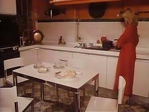 Legendary French porn superstar Brigitte Lahaie heats up the screen
