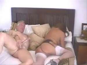 Older Man With Young Woman  Part 2 Wear-Tweed