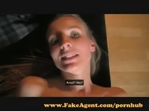 FakeAgent Anal expedition