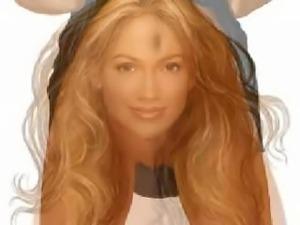 Jennifer Lopez threesome sex