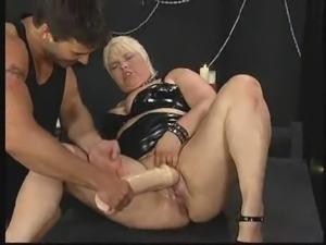 German BBW - Fist - Squirt - Assfuck ROUGH