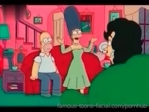 ToonFanClub - Simpsons Sex Video