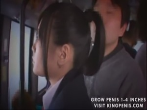 Young Schoolgirl groped and fac ... free