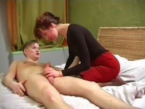 Russian young boy fuck milf - Porn Video 732 Tube8