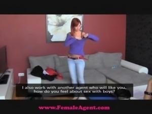 FemaleAgent Sensual Seduction free