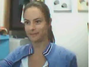 Morena fazendo strip na Web Cam free