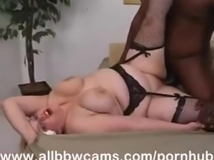 White Plumper Ass Fucks Big Dick Amazing Fat Tits Part 3