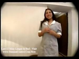 Latina Maid Fucked free