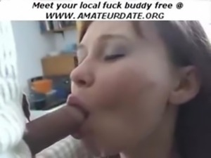 Awesome Amateur Teen Blowjob &  ... free