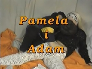 Amateur polish couple (Pamela   ... free