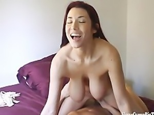 Play With My Big Tits While You Fuck Me Hard