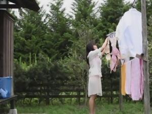 Nozomi Hazuki - In the Rain (Full movie Part 1 of 2)