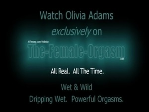 Olivia Adams Wild and Very Wet  ... free
