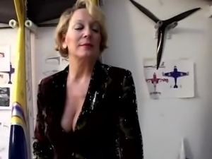 Christiane gonod double anal - 3 part 6