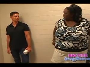 Huge tits BBBW Ivy James