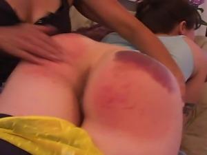 A nice spanking