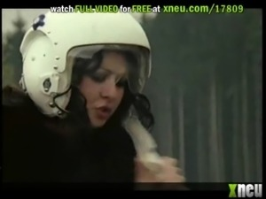 Hot Hardcore Retro Vid With A Gorgeous Brunette free
