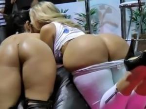 Amazing Big Ass Brazilian Butt Babes