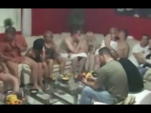BIGGEST MATURE SWINGERS PARTY