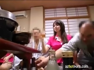 AzHotPorn.com - Drunk Company Ladies at Hotel Party free