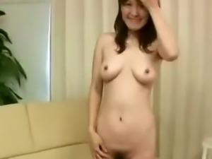 Hot japanese mature maiko rubbing