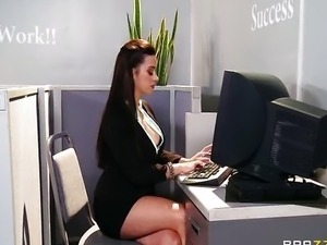 Office Prudes Need Pussy Too