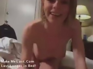 Hot amateur girl BJ and fuck on film free