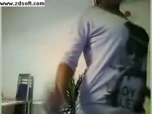 Angela Javier, negra dominicana que vive en Suiza bailando sexy en webcam free
