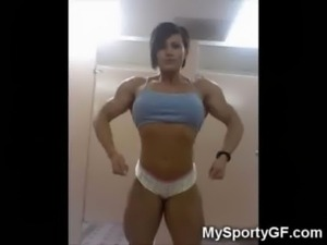 Real Hot Muscle GFs! free