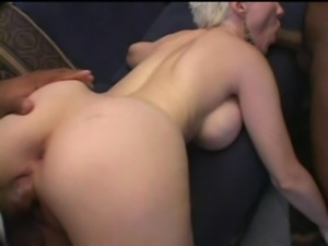 Horny mature gets anal! free