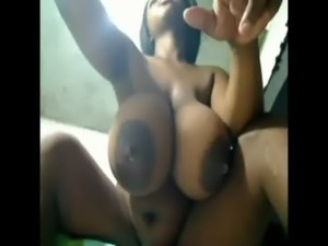 Big Ebony Titties Squirting Lots Of Milk free
