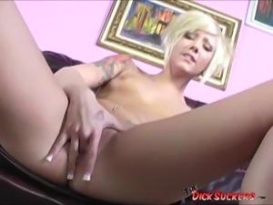 Ashton Pierce Blowjob