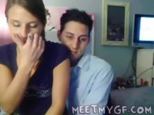 Amateur Skype webcam girls couples show on the www.skypeepshow.com free