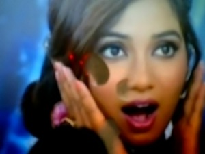 Bollywood Seductive Sexy  Shreya Ghoshal facial cum shot