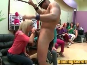 Real Bachelorette Party Blowbang