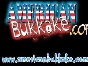 Kandi Milan - American Gokkun #10 - Bukkake free