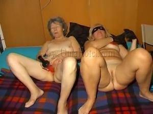 grannies go wild in 69
