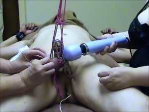 CBT Teased Tortured Denied By Ms. Sadie & Ms. Sweetz