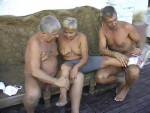 old farts and a granny