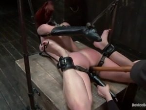 Whipped tiedup submissive punished with nt - 3 part 2