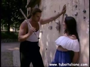 Italian Amateur Maiala di Campagna 4 free