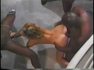 Anne - German interracial gangbang free
