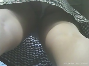 Upskirt compilation for July part I