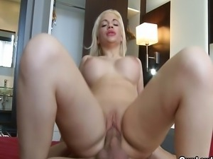 Bibi Noel puts a touch of humor and gets fuck