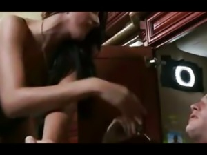 Kortney Kane Revenge with the Plumber
