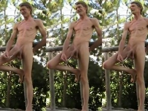 Outdoor In The Penis Shaved Cock Sounding